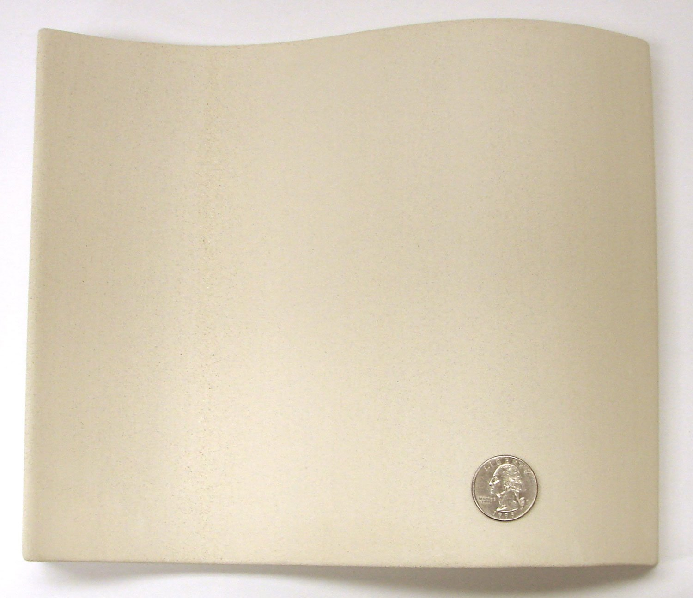 9-3/4'' X 8-1/4'' Small Double Curve Mold by Bullseye Glass Co.