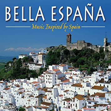 Bella España : Bella Espana-Music Inspired By: Amazon.es: Música