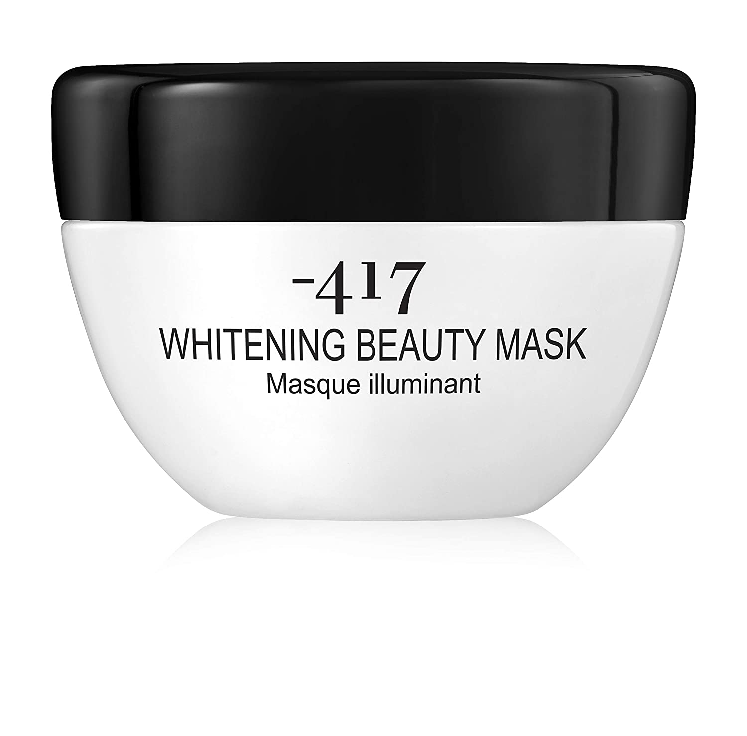 -417 Intense Brightening White Mud Mask- Anti Aging Face Mask Infused with Kojic Acid- Dead Sea Minerals 713XCYxIE3L