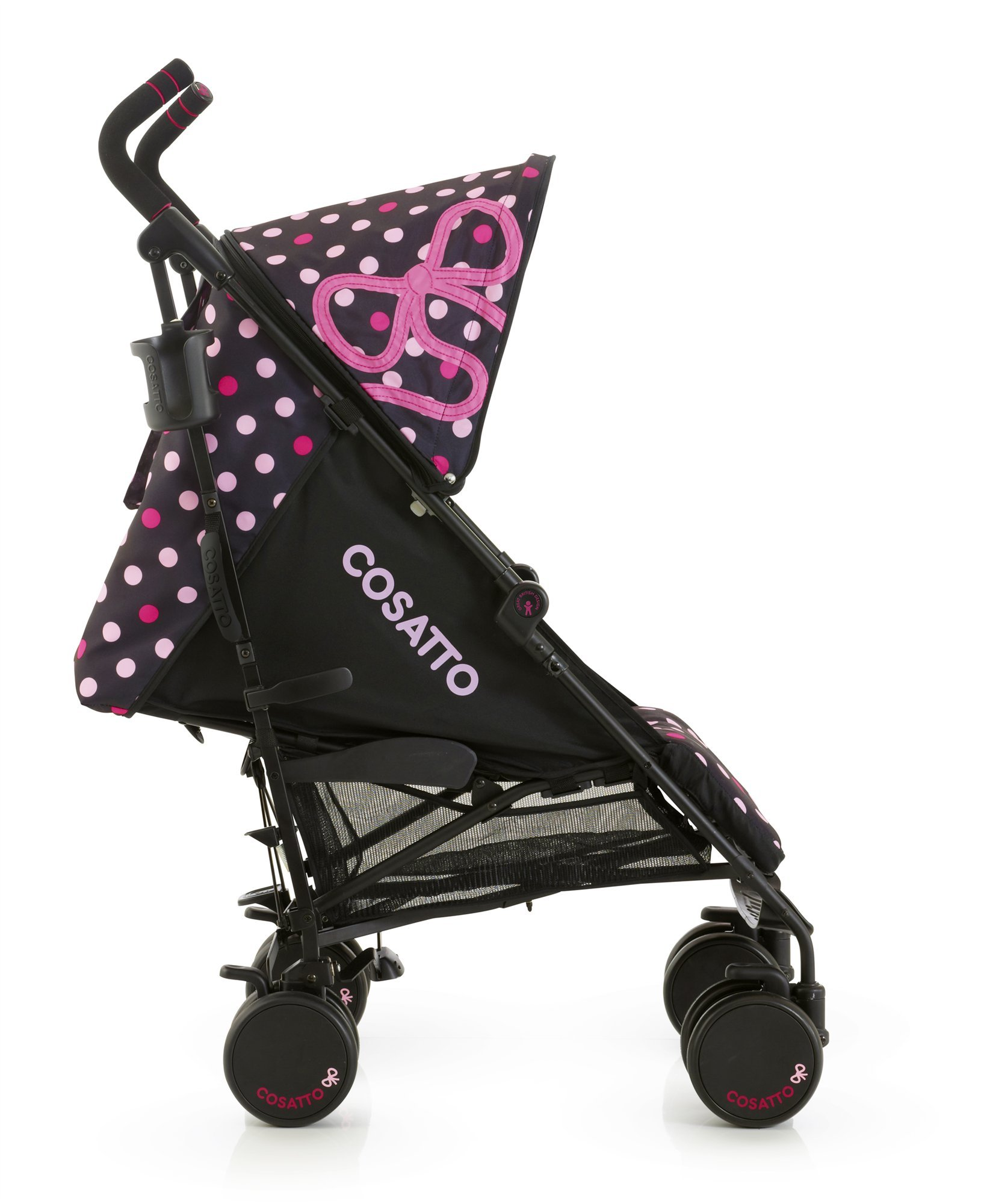 Cosatto Supa Stroller, Bow How by Cosatto (Image #5)