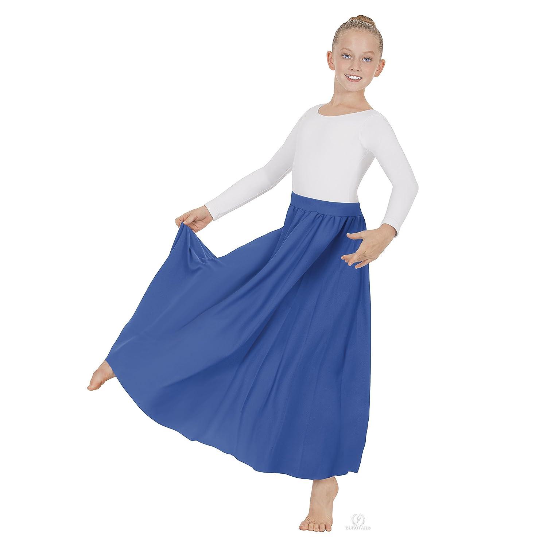 13778K Eurotard Girls Lyrical Circle Skirt