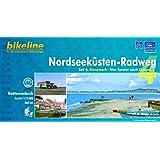Bikeline Radtourenbuch, Nordseeküsten-Radweg Teil 4: Dänemark. Von Tonder nach Skagen, 1 : 75 000, 560 km, wetterfest/reißfest; GPS-Tracks Download