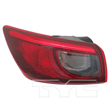Amazon TYC 11 6860 00 1 Replacement Left Tail Lamp For Mazda CX