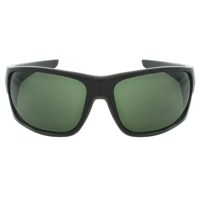 8b32e5dbdef Amazon.com  MLC EYEWEAR ® Large Fashion Outdoor Sport Sunglasses Matte Black  Edition  Clothing