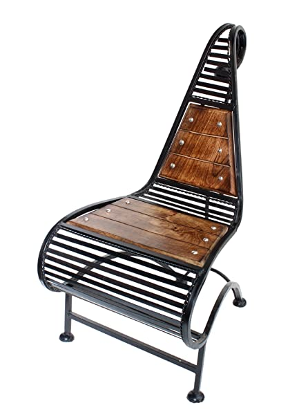 unique industrial furniture. Stylla London Handmade Solid Wood And Iron Designer Industrial Furniture Unique Chair Wooden Lounger ! U
