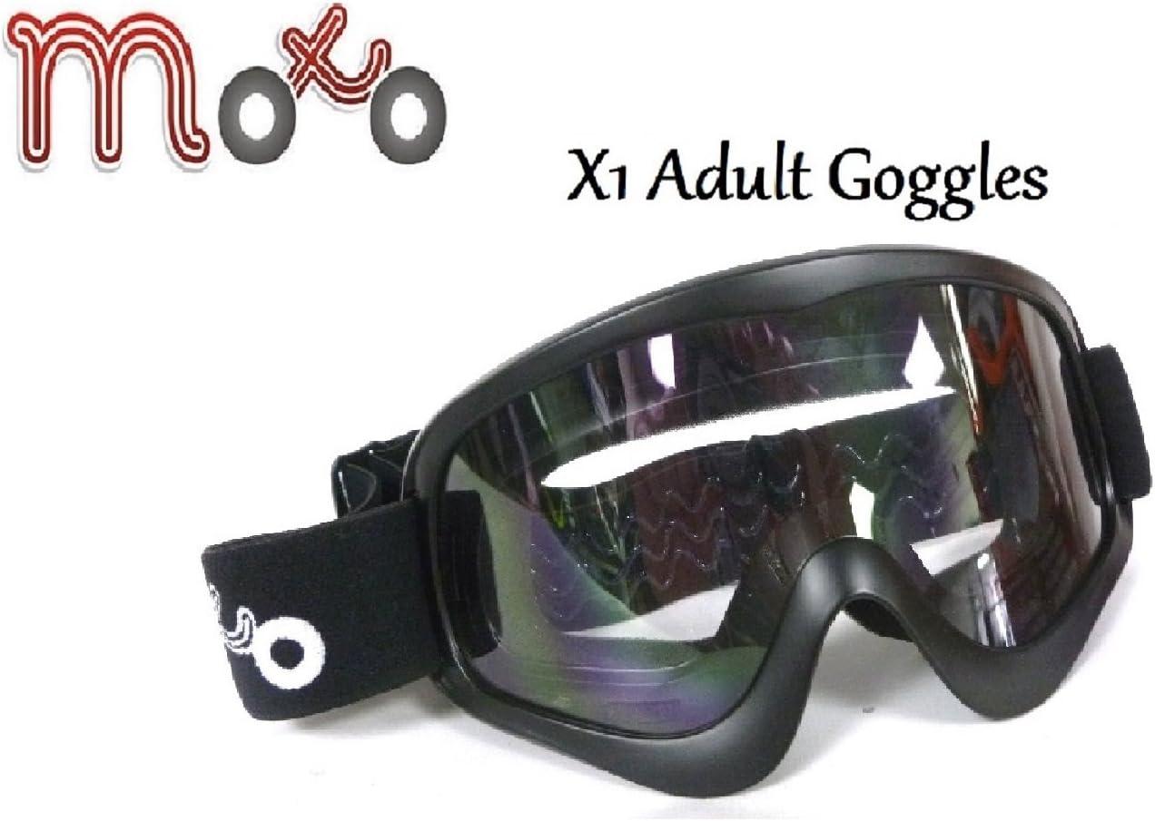Viper MOTORBIKE MOTO X1 ADULT MX GOGGLES Motocross Unisex Quad ATV Enduro Off Road Trial Dirt Pit Bike MTB BMX Downhill Race Sports Goggles