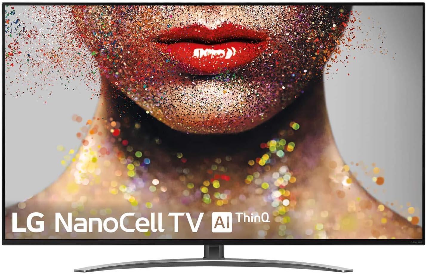 LG 75SM8610PLA - Smart TV NanoCell 4K de 189 cm (75