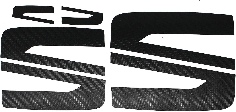 arri/ère avec embl/ème de Volant Finest Folia SE08 Embl/ème Avant