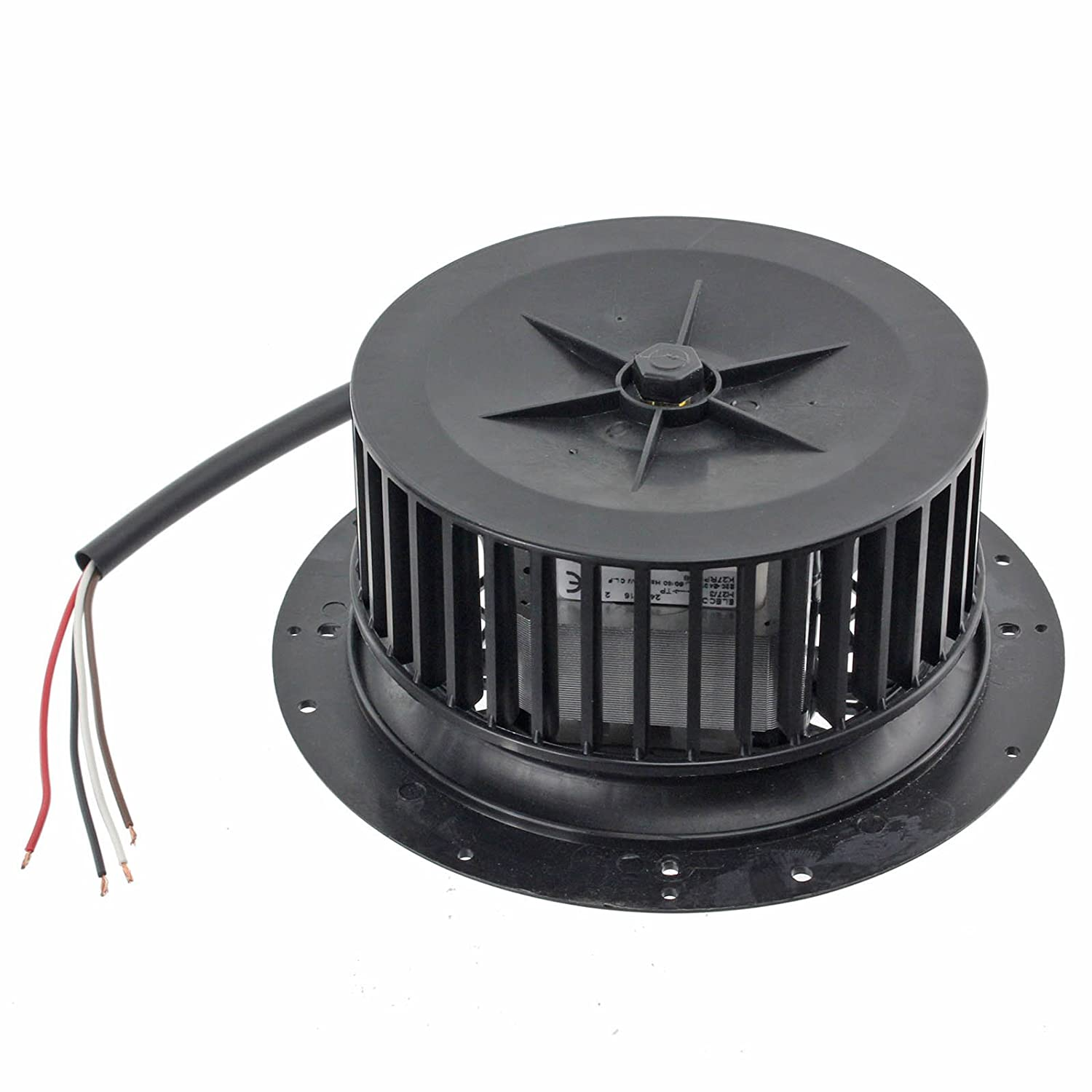 Spares2go Universal 135w Cooker Hood Motor Fan Unit Clockwise Wiring A Uk Right Hand Directional Kitchen Home