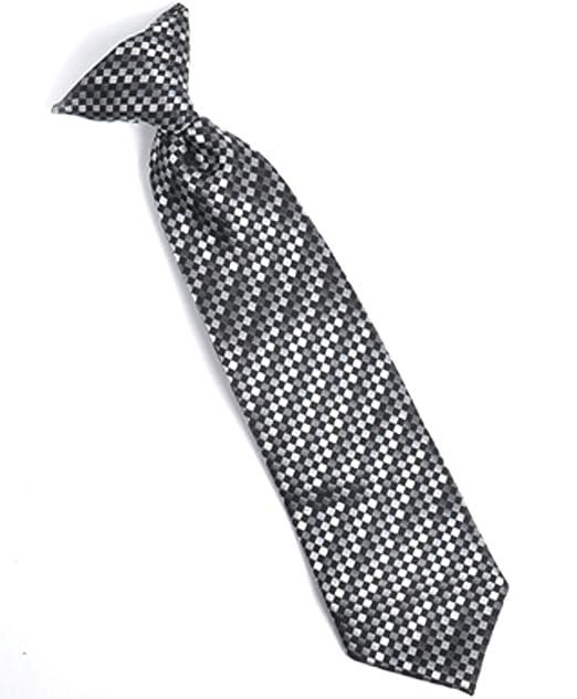 Boys Fashion Necktie Geometric Design Ties