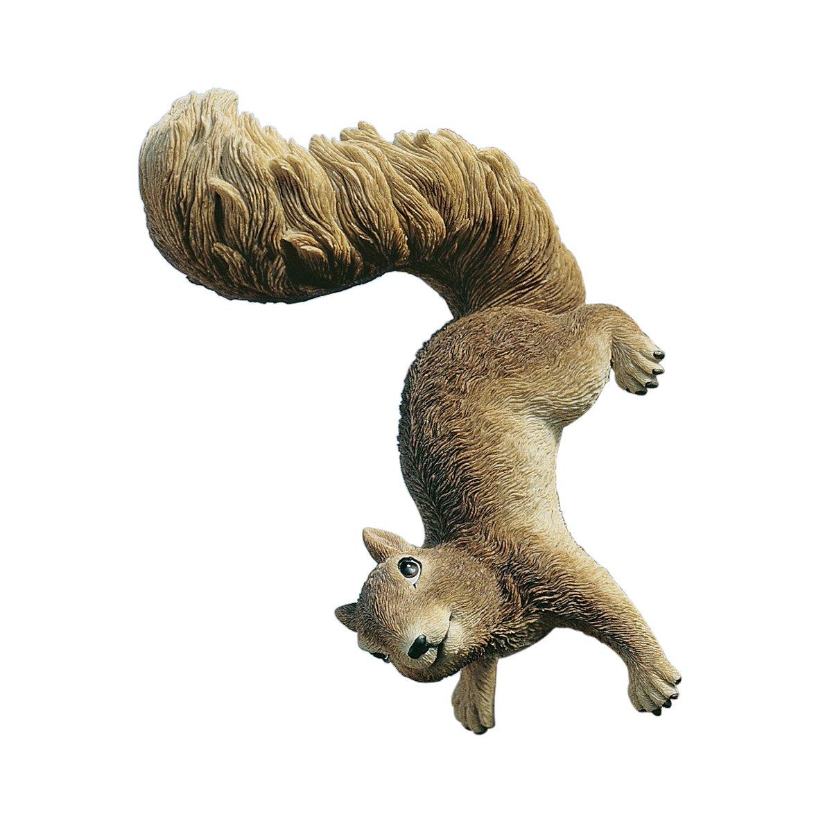 amazon com design toscano simone the squirrel hanging statue