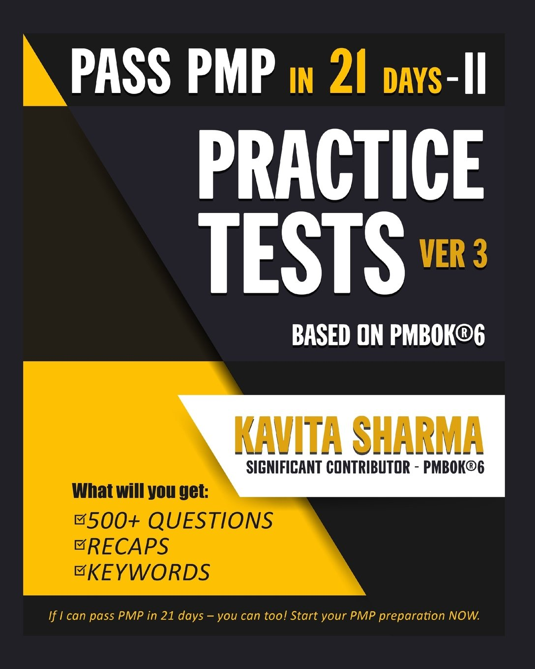 PMP Practice Tests (Pass PMP in 21 Days) (Volume 2)