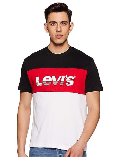 536629107e Levi s Men s T-Shirt  Amazon.in  Clothing   Accessories