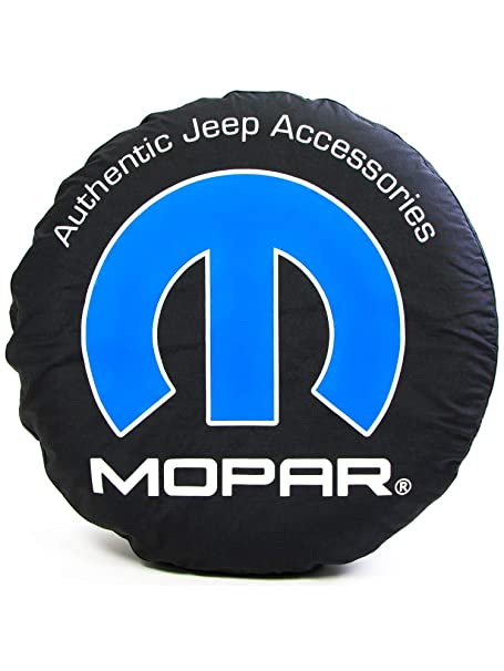 Mopar Genuine Jeep Wrangler Spare Tire Cover 82212460