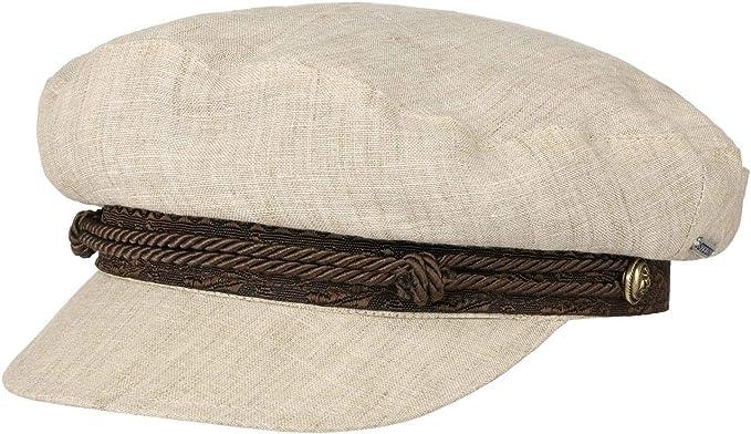 Stetson Riders Cap Elbsegler aus Baumwolle Schiffermütze Schirmmütze Sommermütze