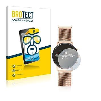 BROTECT Protector Pantalla para Skagen Smartwatch Falster ...