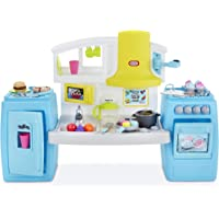 Little Tikes Tasty Jr. Bake N Share Kitchen Role Play & Activity Set
