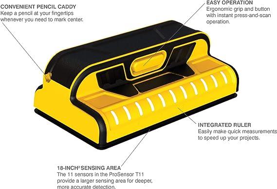 Franklin Sensors T11 Professional Stud Finder