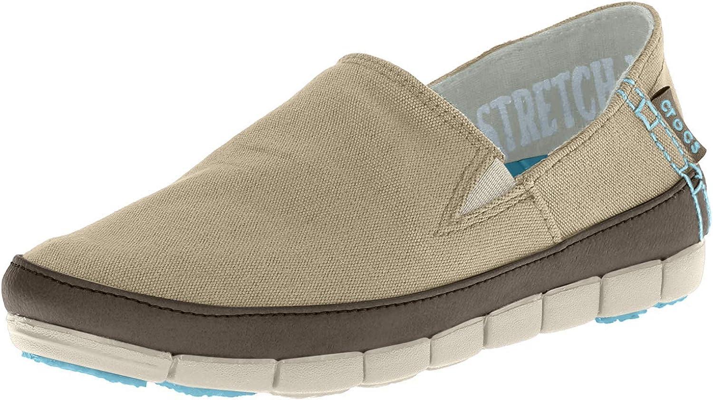 Stretch Sole Slip-On Loafer