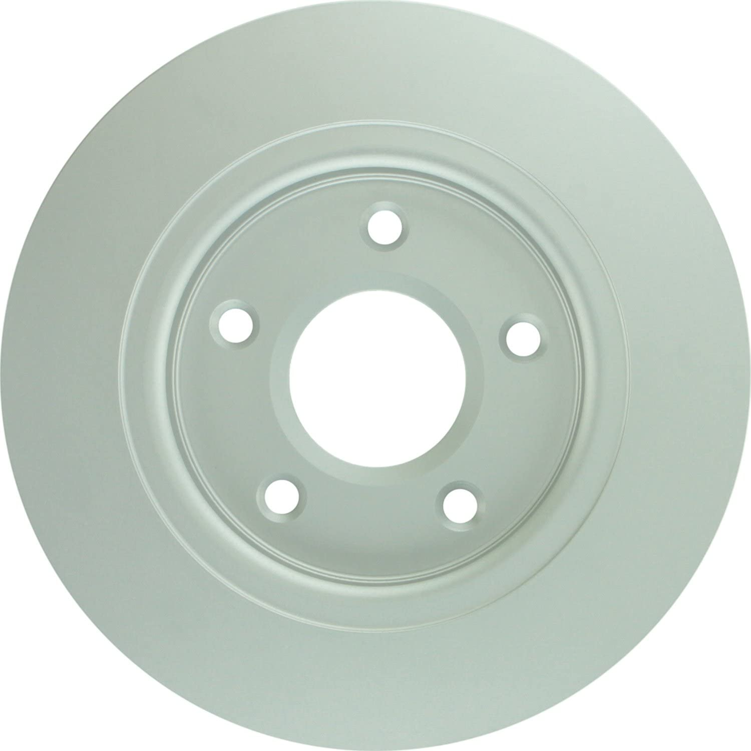 Brake Pads Include Hardware Front Disc Brake Rotors and Ceramic Brake Pads for 2008 Dodge Grand Caravan With Two Years Manufacturer Warranty