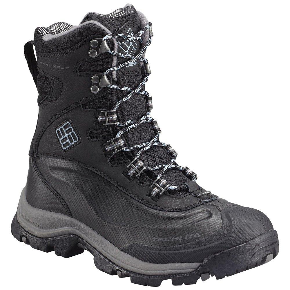 Columbia Men's Bugaboot Ii Wide Snow Boot, Black, Charcoal, 9.5 2E US