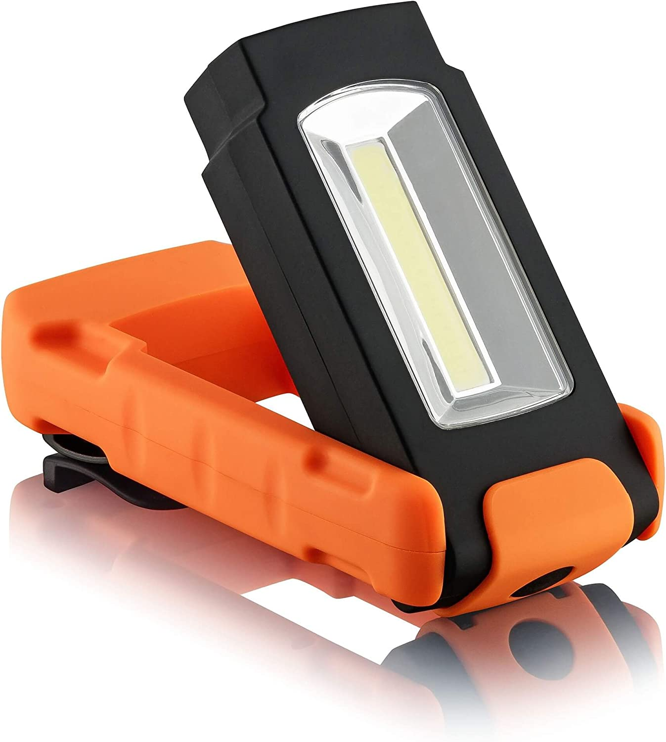 Rechargeable Spotlight Ideal For the Workshop  Be Prepare Emergencies FREE POST