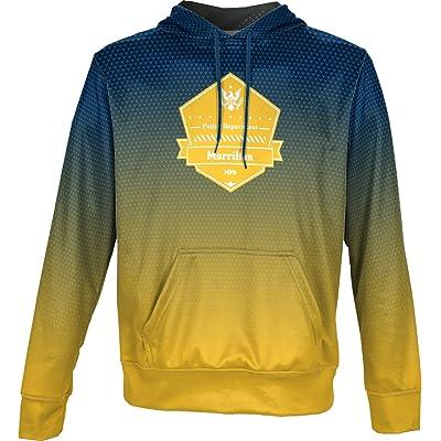 ProSphere Boys' Morrilton Police Department Zoom Hoodie Sweatshirt (Apparel)