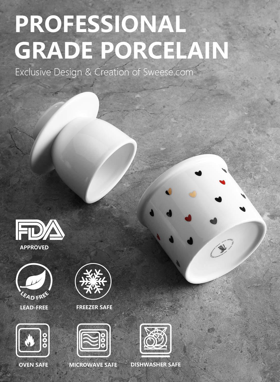 Amazon.com: Sweese 305.230 - Mantequera de porcelana con ...