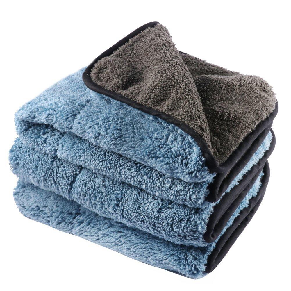 Mikrofasertücher Auto Reinigung Microfasertuch Groß Handtuch Wasche 45*38cm