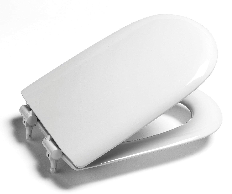 Roca Giralda A801461004 Sedile WC, bianco
