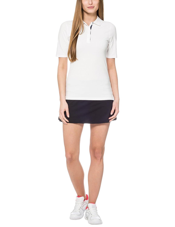 T-shirt fonctionnel /élastique Ultrasport Polo de tennis pour femme Auckland /à s/échage rapide