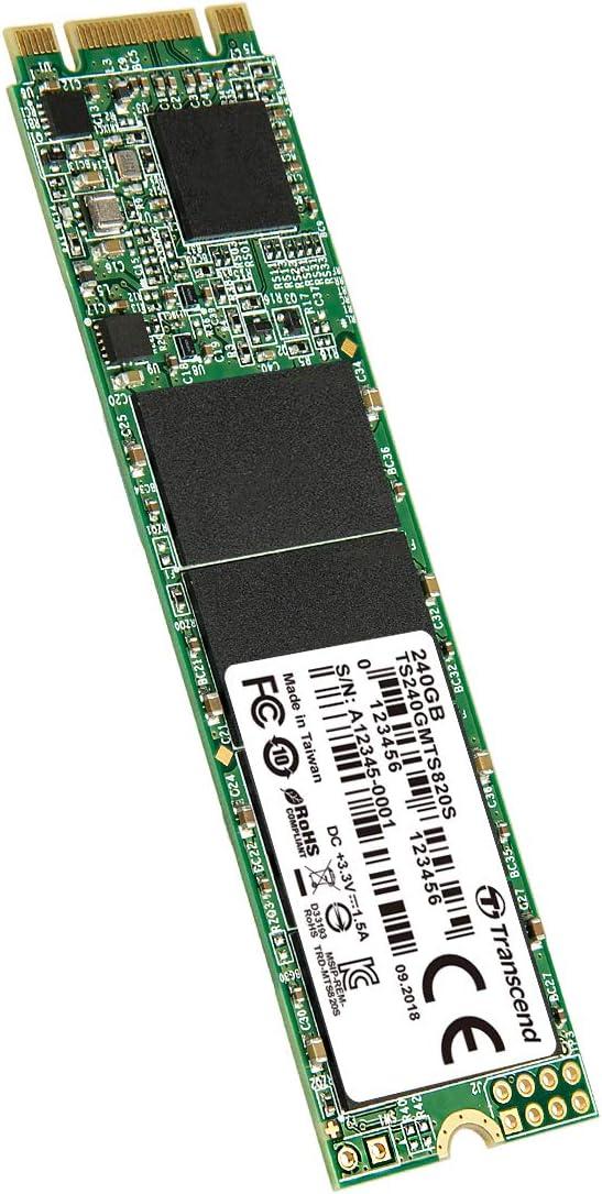 Transcend MTS420S - SSD Disco Duro Solido de 120 GB M.2 2242 SATA ...