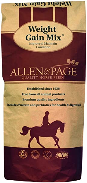Allen & Page Weight Gain Mix