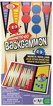 Ideal Magnetic Go! Backgammon