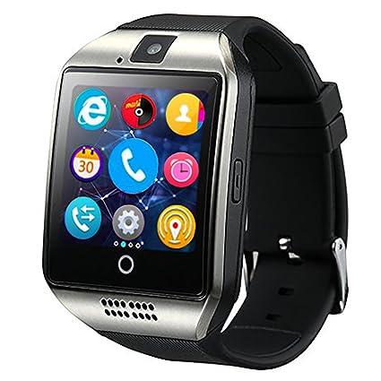 Amazon.com: Reloj inteligente, yokeys pantalla táctil ...