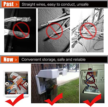connessione compatta Connettore compatto 6 volte chassis connettore sicuro chassis 6 volte