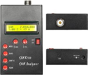1-60MHZ SARK100 Analizador De Antena, La Antena Emisora ...