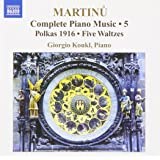 Martinu - Complete Piano Music Vol. 5