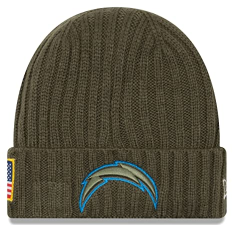 57bbe7771e928 Image Unavailable. Image not available for. Color  New Era Hat Los Angeles  Chargers ...