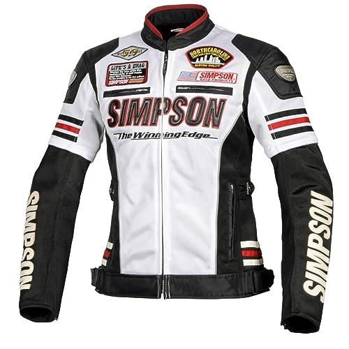 SIMPSON  バイク用ジャケット(レディース)