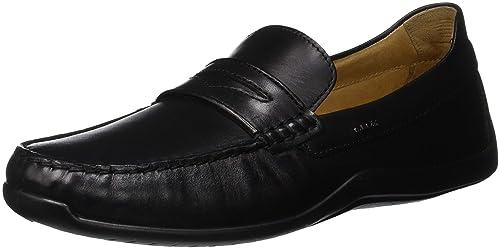 Geox U Xense MOX A, Mocasines para Hombre: Amazon.es: Zapatos y complementos