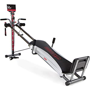 Total Gym 1400 Deluxe Home Fitness Exercise Machine