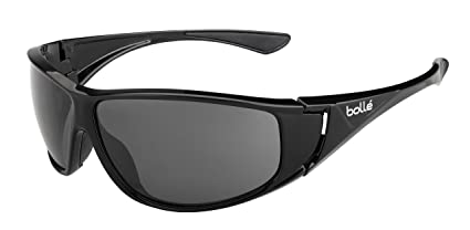 d8b94acb0009 Amazon.com: Bolle Highwood Sunglasses, Polarized TNS Oleo AF, Shiny ...
