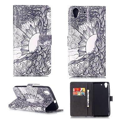 y6ii teléfono móvil, Huawei Y6 2 caso, xyx [alivio ...