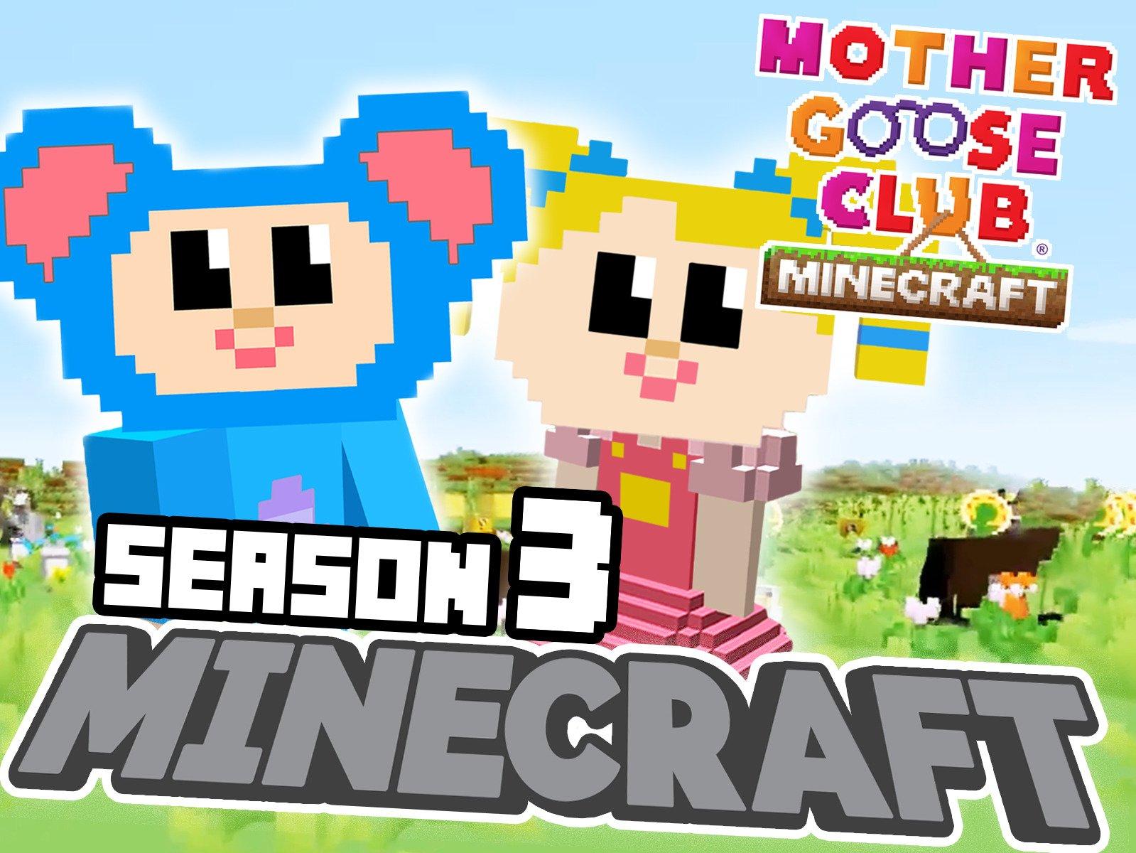 Clip: Mother Goose Club: Minecraft - Season 3