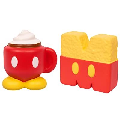 Kawaii Mickey Squeezies 2 Pack: Toys & Games