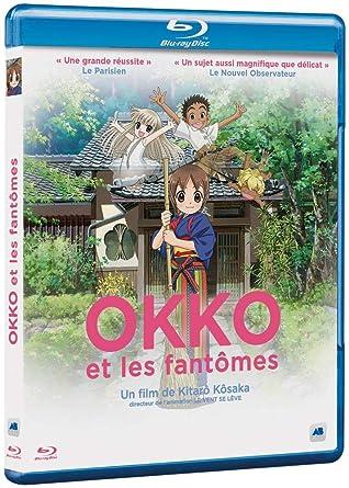 Okko et les fantômes [Francia] [Blu-ray]: Amazon.es: Kitaro ...