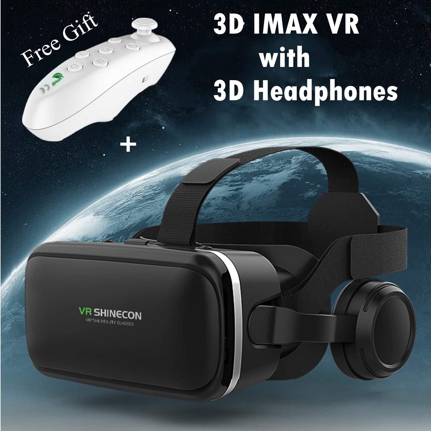 Cool Virtual Reality Headset