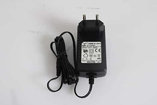 Deik Aspirador inalámbrico 2 en 1 Aspirador sin bolsa, 22,2 V 2200 mAh batería de litio Power de batería cepillo eléctrico incluye accesorios, color negro (cargador): Amazon.es: Hogar