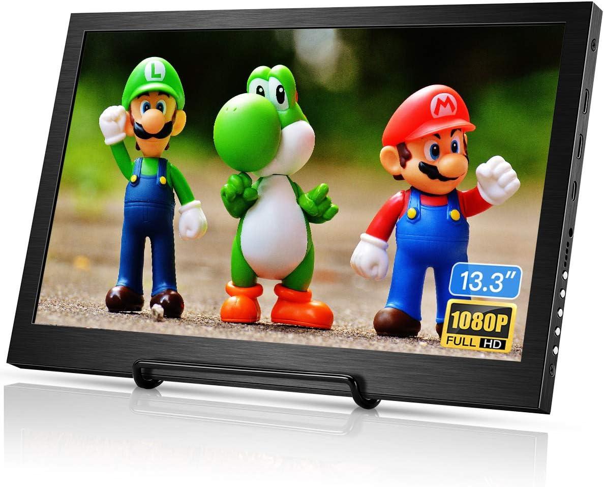 Eyoyo - Pantalla de Viaje para Monitor HDMI portátil: Amazon.es: Electrónica